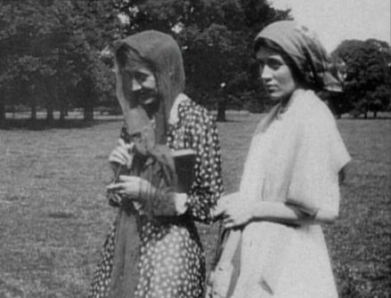 Va and V in Firle Park 1911