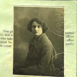 Sylvia Beach 1919